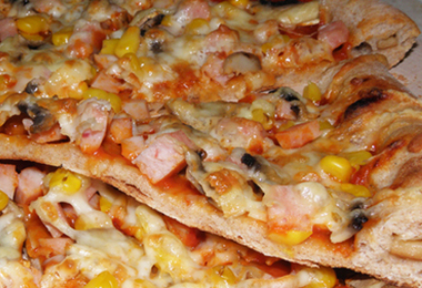 4 . Pizza Son-go-ku